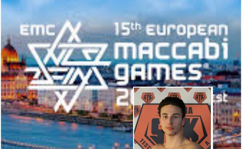 Mai eredmények a Maccabi jàtékokon